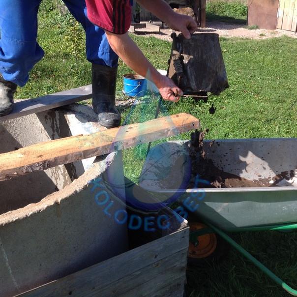 Профессиональная чистка колодцев в Калуге