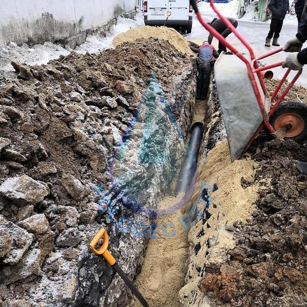 Водоотводы в Калуге и Калужской области